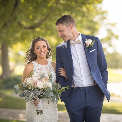 Buffalo NY Wedding Photography Portraits