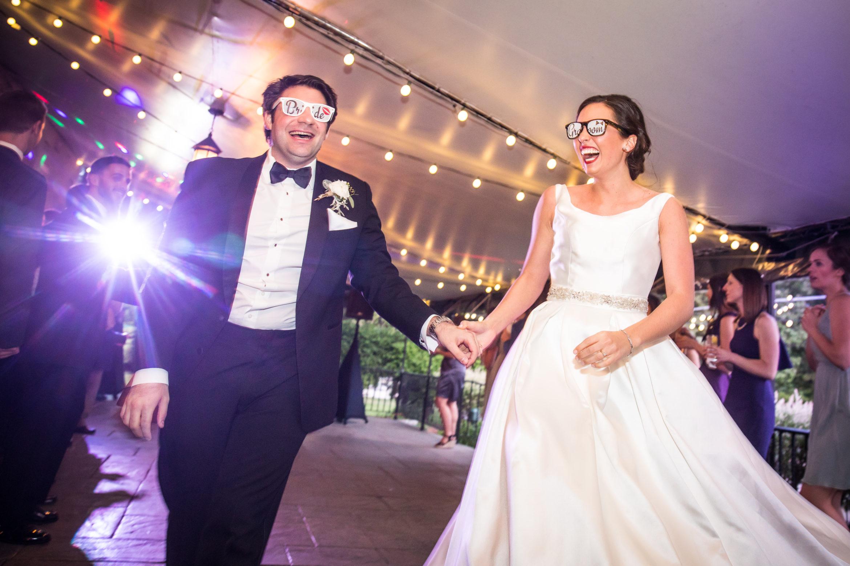 photographer buffalo ny wedding bride groom dancing reception park country club patio uplighting